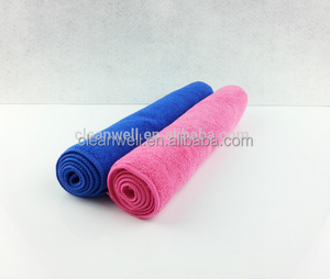 cleaning microfiber cloth roll for kitchen cleaning