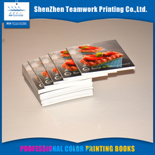 Top quality china softcover paperback book printing publisher