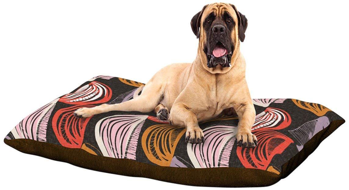 "Kess InHouse Gill Eggleston ""Jerome"" Fleece Dog Bed"