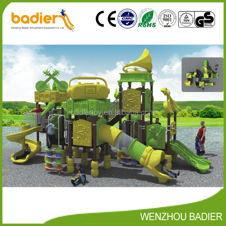 Children Commercial global village series outdoor playground outdoor playsets adult indoor playground