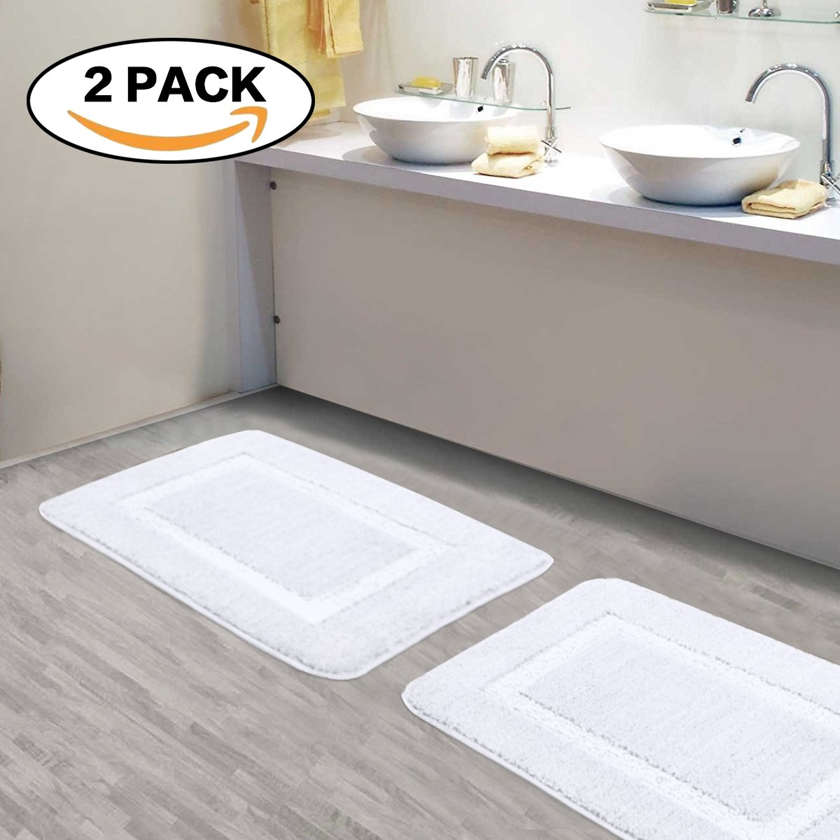 Rubber Backed Bath Rugs Find
