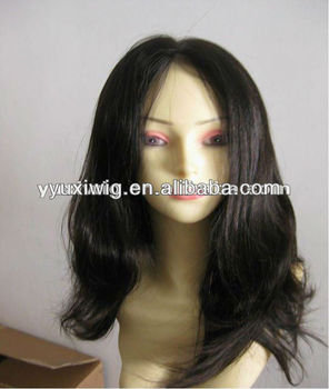 top quality virgin full lace wig