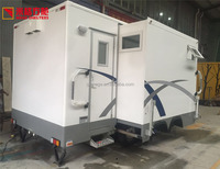 VIP Portable Luxury Trailer Toilet Bathroom