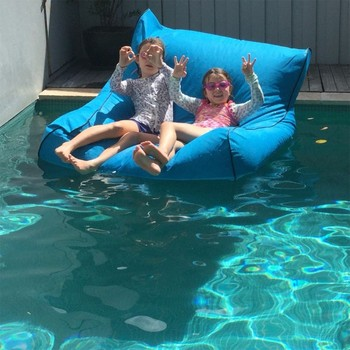 Magnificent Unfilling Indoor Outdoor Water Resistant Floating Pool Sofa Bean Bag Couch Buy Pool Sofa Bean Bag Bean Bag Chair Float Bean Bag Product On Unemploymentrelief Wooden Chair Designs For Living Room Unemploymentrelieforg