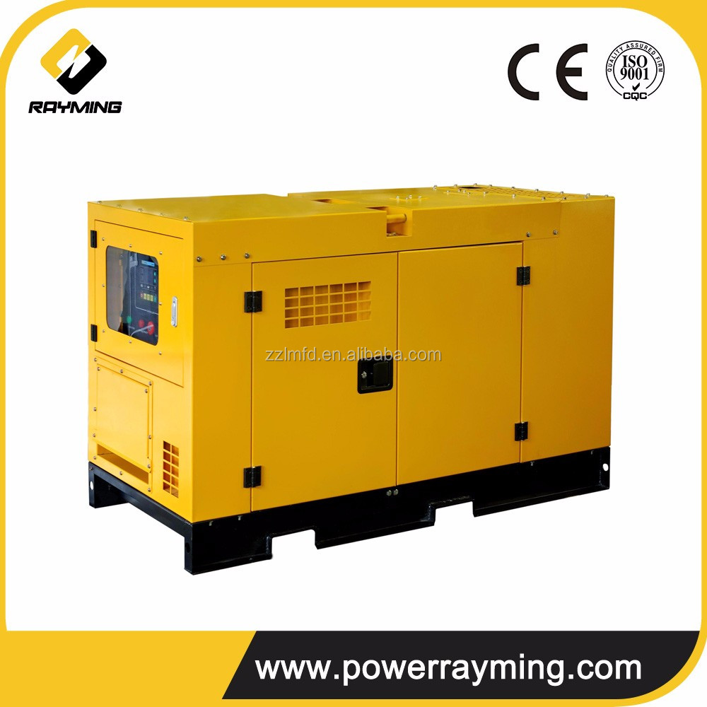 Leiming Small Silent Power 15kw Wind Generation Remote Start 400v Diesel Generator Set