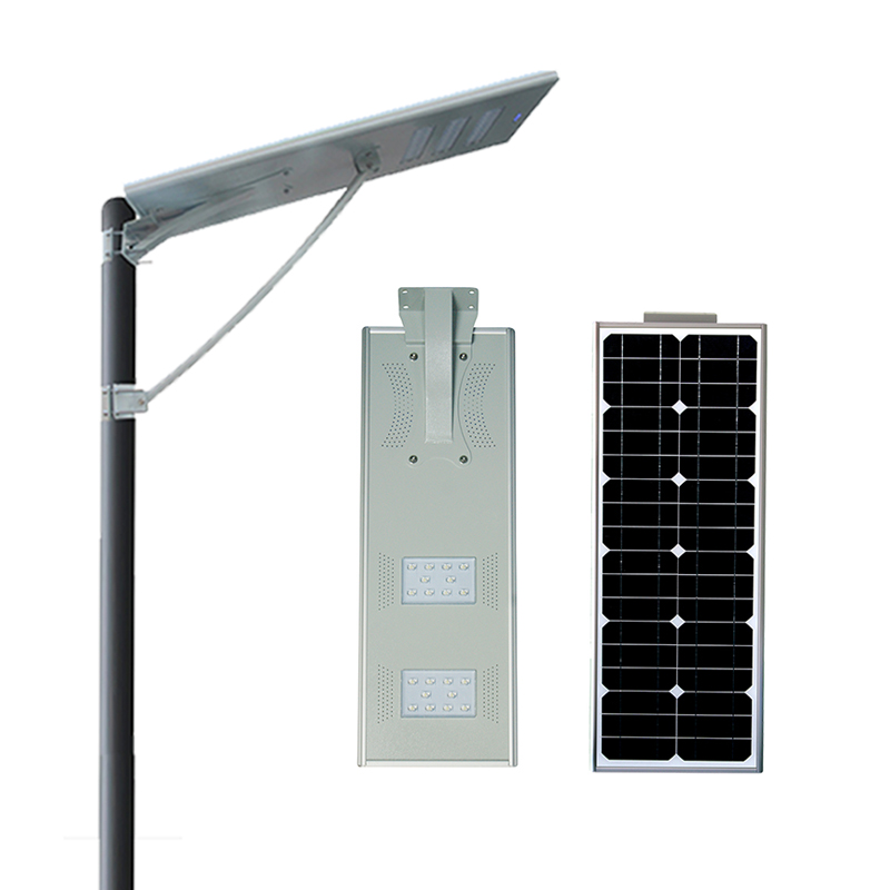 40W China supplier factory high quality solar LED Street Luminaries on alibaba