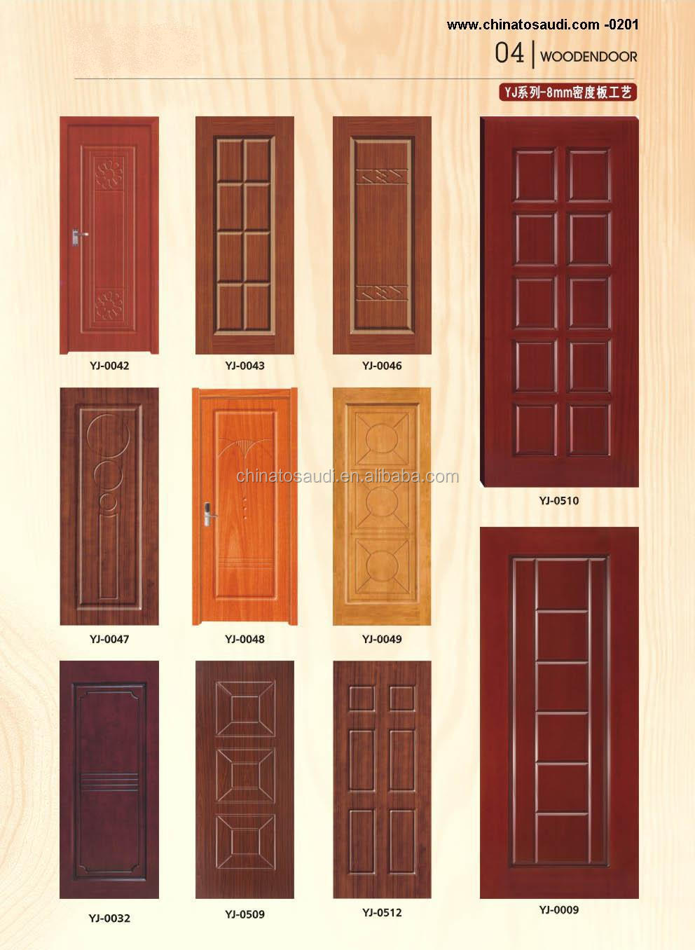 Villa main door solid wood security villa double leaf door design - Wooden Main Door Design Wood Door On Sale