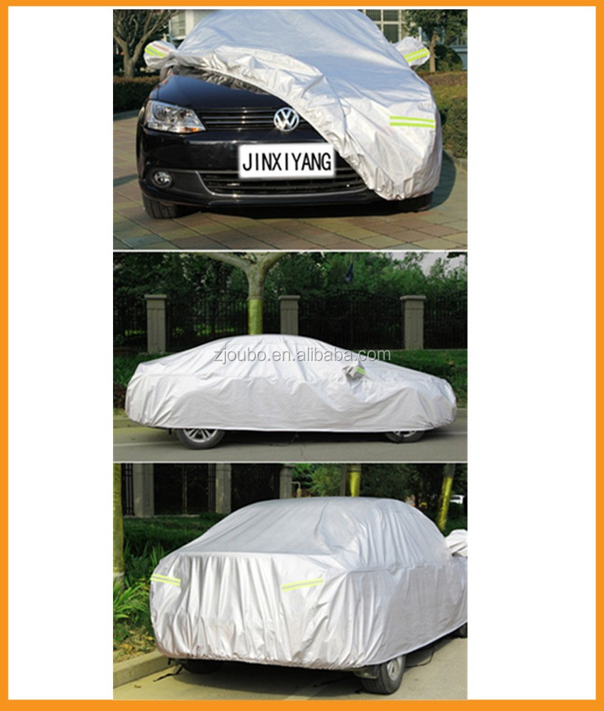 Top quality Polyester waterproof protect car covers