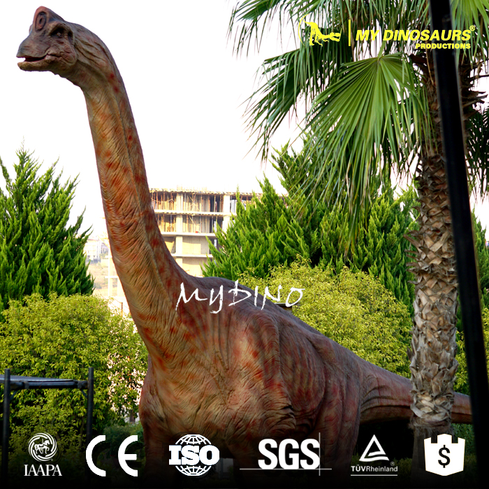 MY DINO-ADSO178 Animatronic Long Neck Dinosaur