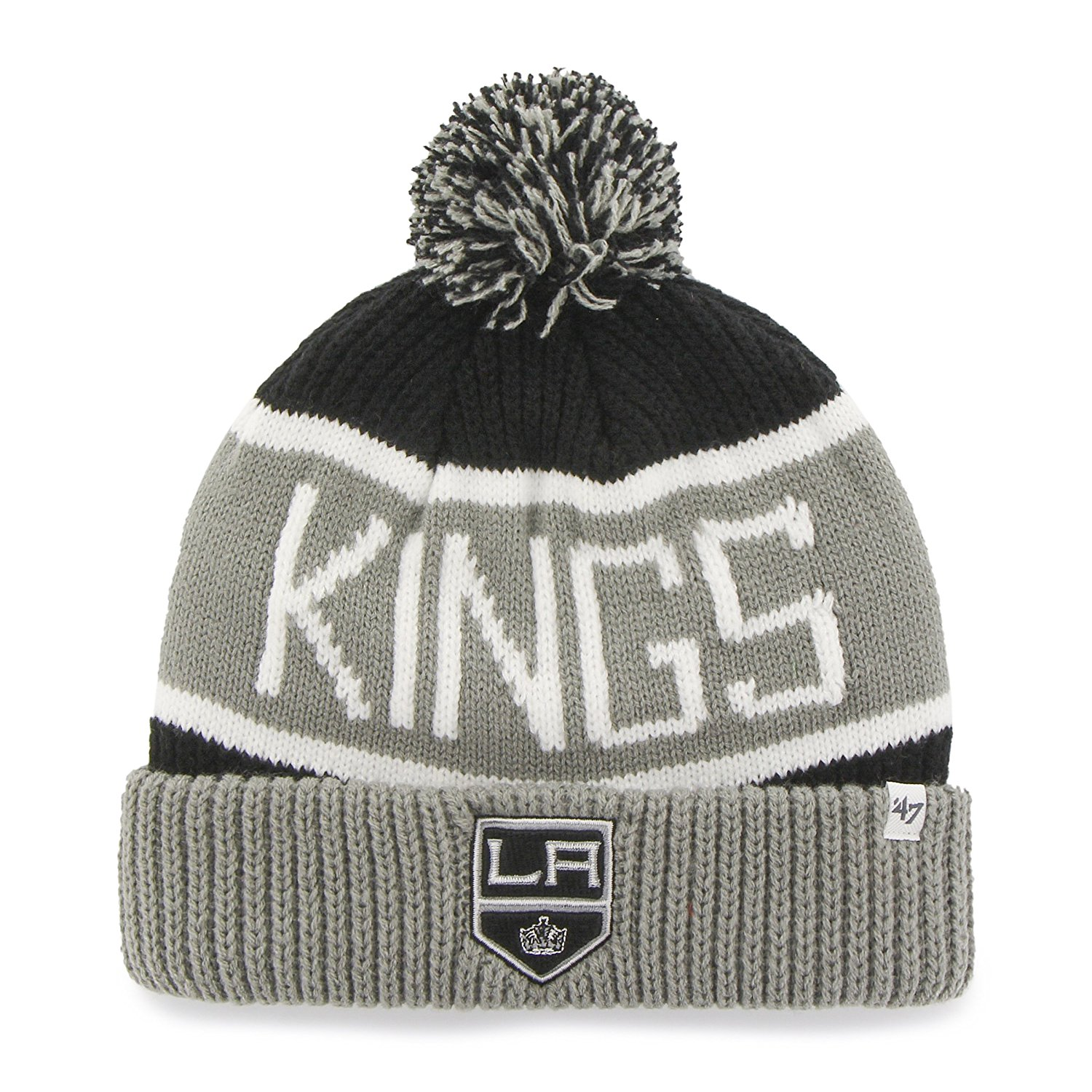 Get Quotations · Los Angeles Kings Gray