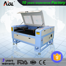 agent and dealer wanted double head co2 laser cutter laser leather cutting machine