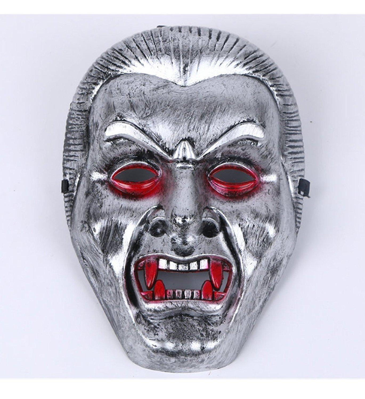 micrkrowen Halloween party cosplay mask terror Zombie vampire plastic Kamen