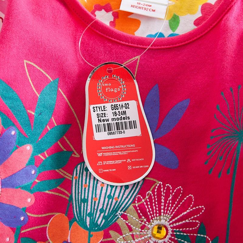 HTB16ycIfInI8KJjSsziq6z8QpXae - Girls Long Sleeve All Year T-Shirt, Long Sleeve, Cotton, Various Designs and Prints