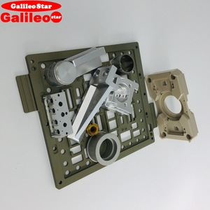 GalileoStar7 cigar mold cnc machine for mold making