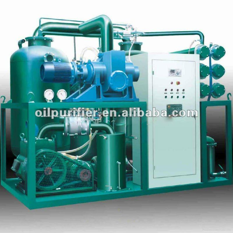 Waste Vegetatable Cooking Oil Processing Recycling Machine