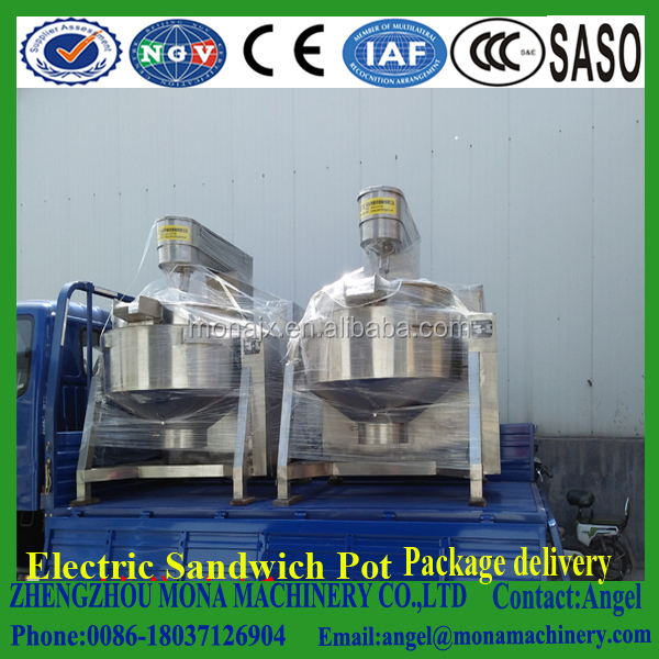Electric type juice heating cooling and mixing tank for sale