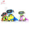 small vr theme park hot-sale kids vr machine coin-operated arcade games machine