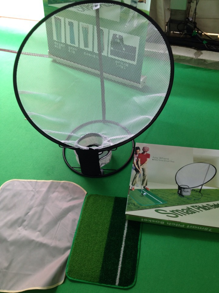 Indoor Practice Golf Chipping Net