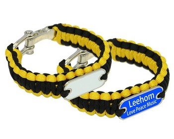 hot new products for 2015 fashion sublimation paracord