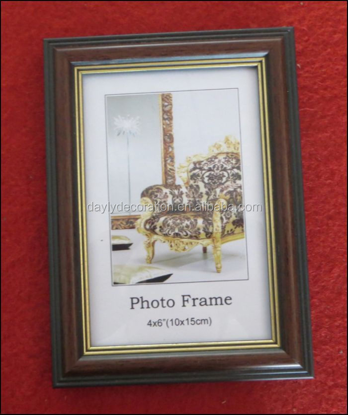 Decorative Ps Photo Frame With Gold Liner Ornate Picture