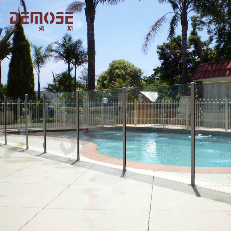 Cheap Glass Railing Above Ground Swimming Pool Buy Invisible Pool Fencing Temporary Swimming