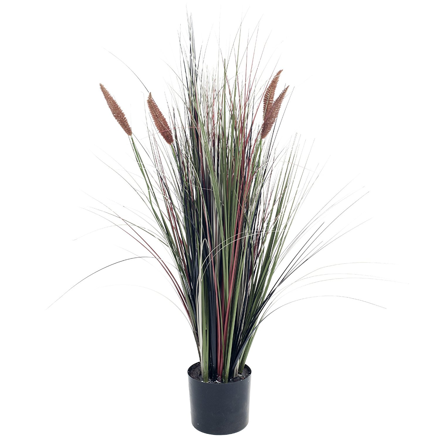 Cheap pink ornamental grass find pink ornamental grass deals on get quotations pure garden ornamental artificial tall cattail grass 4 workwithnaturefo