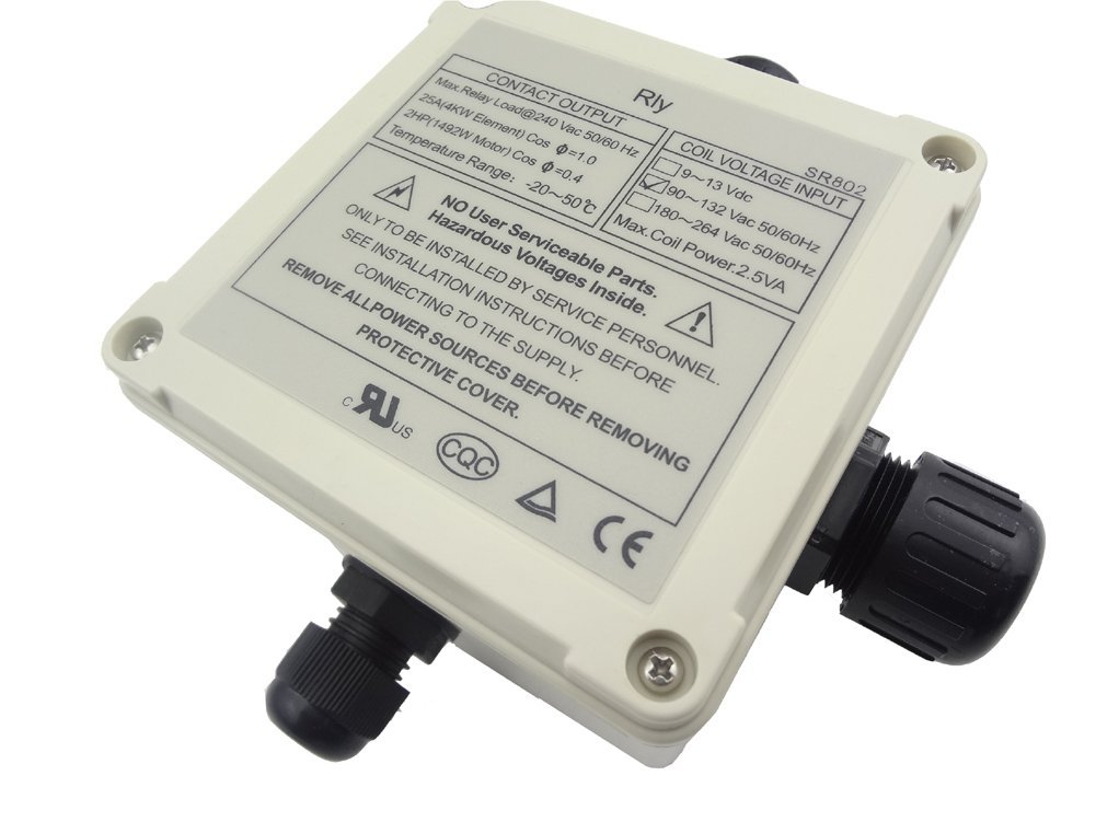MISOL high power relay 12V for electrical heating for solar water heater system