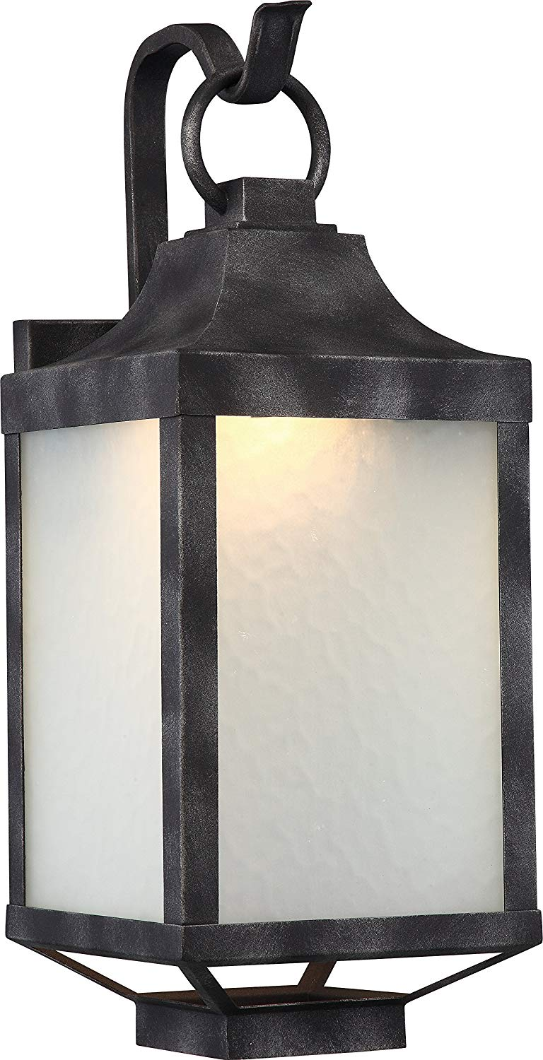 Nuvo Lighting 62/832 One Light Outdoor Wall Mount Nuvo LED Lantern
