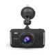 "4"" IPS Dual Lens FHD 1080P Dashboard Camera 170 degree Vehicle Driving DVR Recorder With G-Sensor Parking Monitor WDR"