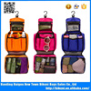 Multifunction Hanging tote organizer wash bag folding travel wash bag travel cosmetic bag for business trip
