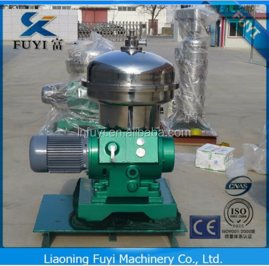 FUYI Fish Oil Disc Stack Centrifuge