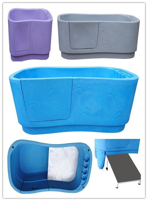 Pi popolari di plastica cane da compagnia h 111 vasca di for Vasche per tartarughe in plastica