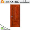 Cheap wooden single main door design interior wooden door