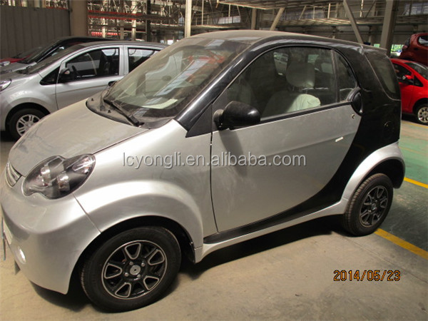 Small smart hot sale 4kw electric car for city