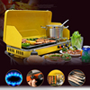 Portable Multifunctional Stove Cooker Table Top Gas BBQ Grill Gas Stove Price