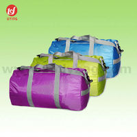 Colorful Fancy Travel Waterproof Duffel Bag