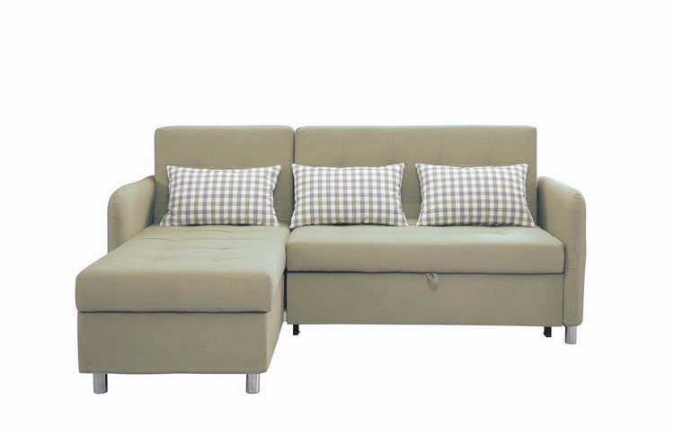 Multi Purpose Convertible Sectional Sofa Bed Import From