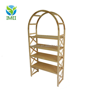 Nuts Product Free Standing Shelf Chinese Small Wood Stands Wooden Adorable Small Wooden Display Stands