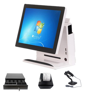 Hight Quality POS820 flat panel restaurant cashier equipment , restaurant pos machine , restaurant pos system