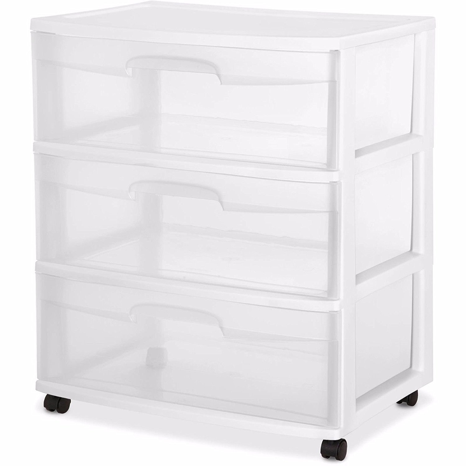 drawer office classics overstock cart today storage supplies organizer aecd free large drawers bin seville shipping product