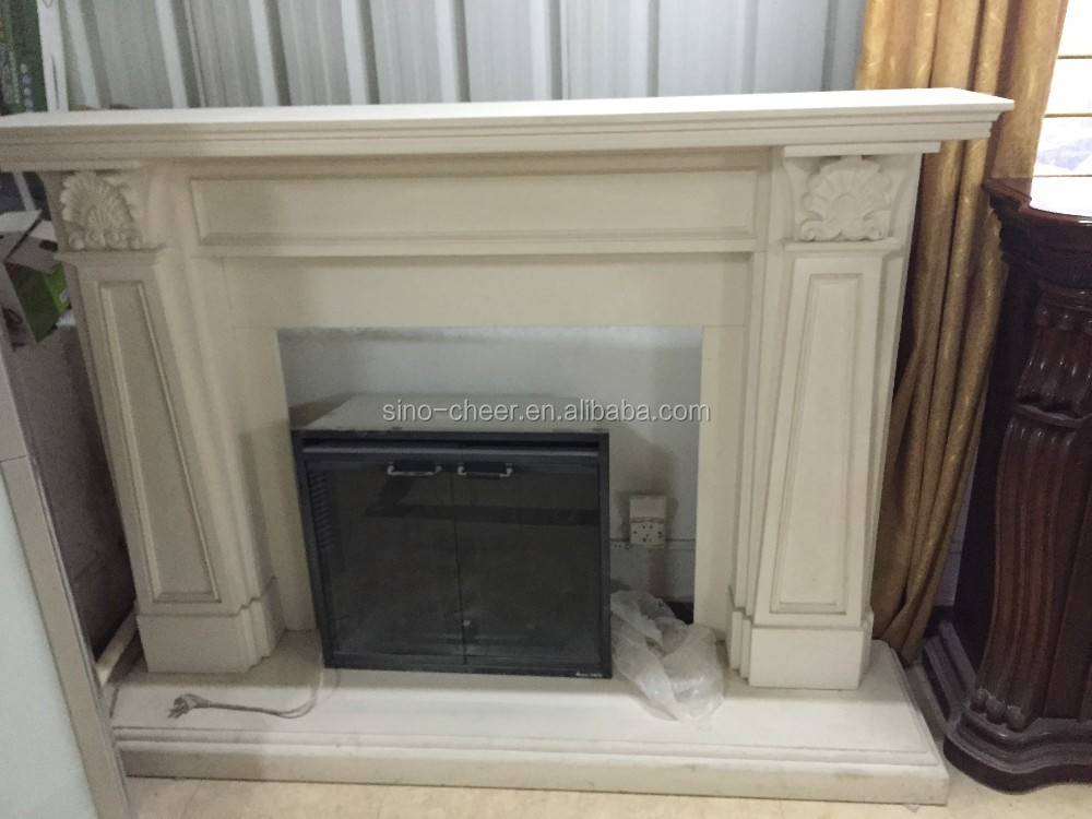 Cheap Indoor Used Fireplace Mantel With Marble Fireplace Buy French Fireplace Mantel Classic