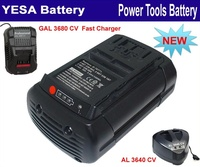 Applicable GAL3680CV AL3640CV 36v Li-ion Batteries for bosch BAT810 BAT840 BAT836 Power Tool Battery