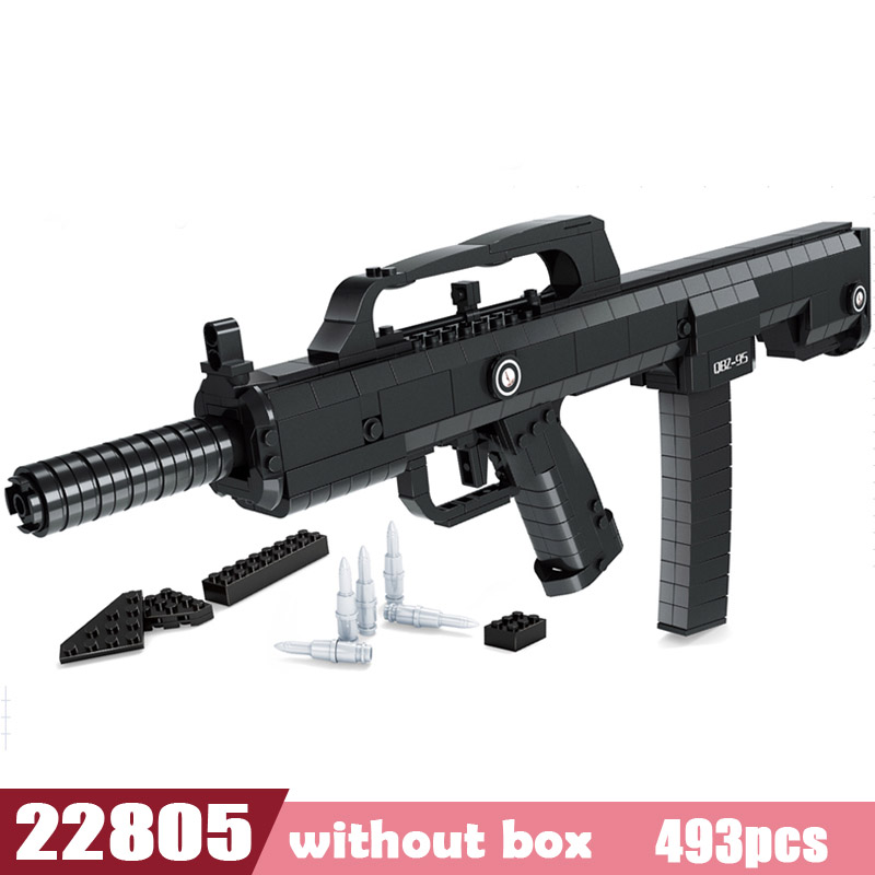 Оружие, военные кирпичи, MP-45, опилки, мощный пистолет, модель, 3D оружие, строительные блоки, совместимые с Legoes, развивающие игрушки для детей(Китай)
