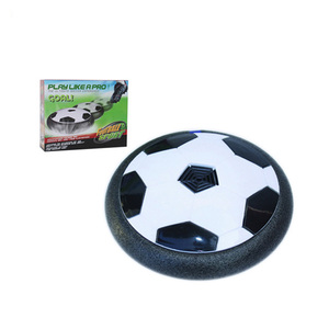As Seen on TV sport game ABS air power soccer disk hover football toy