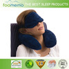 removable cover portable U shape travel neck pillow