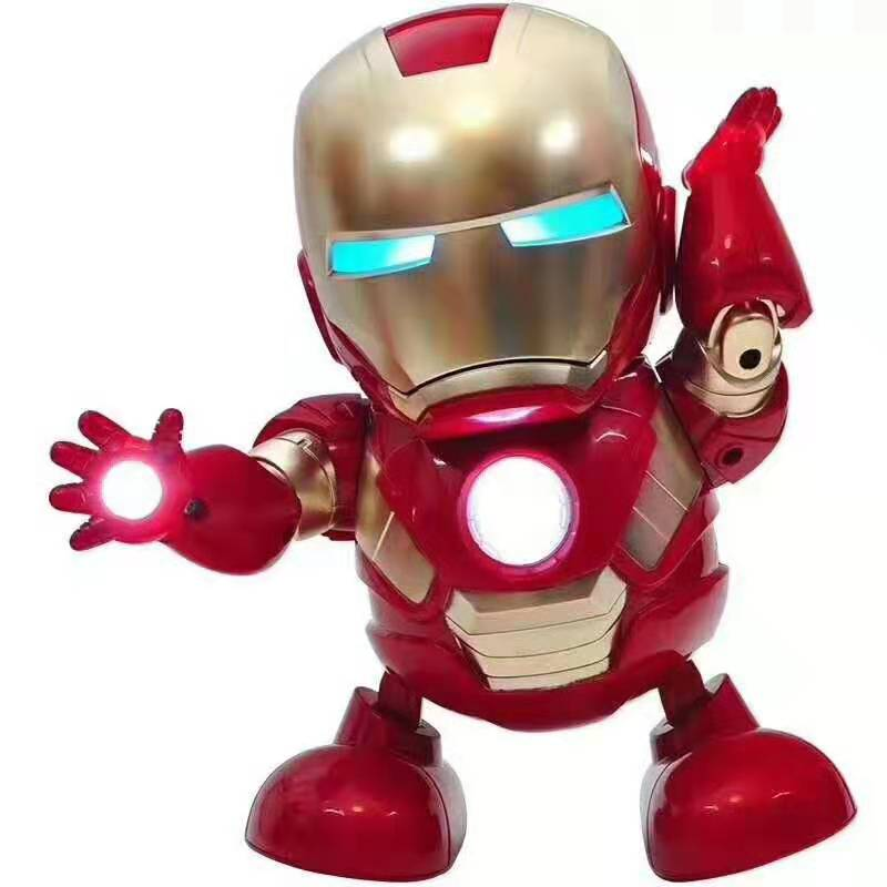 2019 New Arrivals the iron dancing <strong>toy</strong> man for children lovely dance <strong>toys</strong> for kids