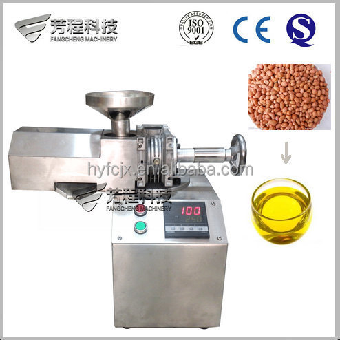Fc zyj2 usage domestique mini pressoir huile machine l gumes graines presse huile - Machine a eplucher les chataignes ...