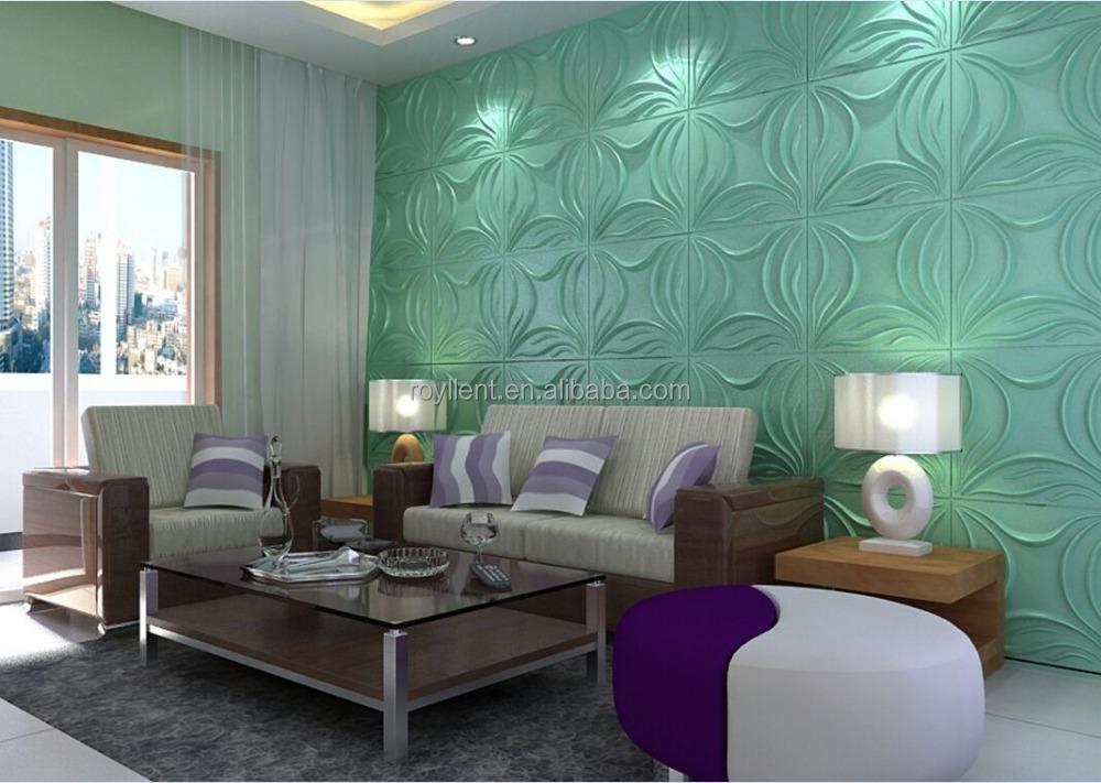 Ecofriendly di bamb caldo vendita 3d per interni in - Pannelli da parete decorativi ...