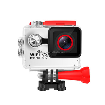 Exclusive design Promotion 4K WiFi Sports Camera Colorful waterproof Action Camera