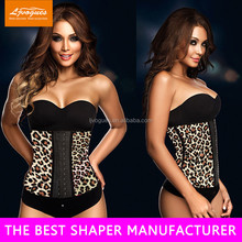 Buy waist training orange corset shapewear with open crotch
